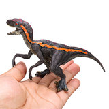 Realistic Velociraptor Dinosaur Toy Simulation Lifelike Toys Gift Decora Collection Model Toys_