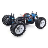 ZD Racing MT-16 1/16 2.4G 4WD 40 km / u Brushless Rc Car Monster Off-road Truck RTR Speelgoed_