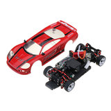 IW05 1/28 4WD 2CH Professional Racing Rc Auto High Speed 40-60km / h_