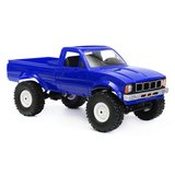 WPL C24 1/16 RTR 4WD 2.4G Militaire Truck Crawler Off Road RC Auto 2CH Speelgoed_