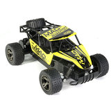 ChengKe Speelgoed 1815B 1/20 2.4G 2WD Racing RC Auto Met Alloy Shell Grote Voet Off-Road RTR Speelgoed_