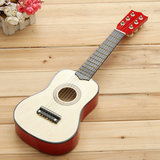 21 inch Beginners Practice Acoustic Guitar 6 String with Pick_