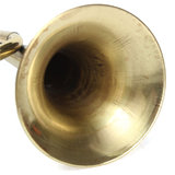 Retro B Flat Bugle Trompet School Band Cavalry Beginner Military Orchestra_