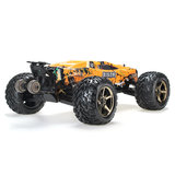 Vkar Racing 1/10 4WD Borstelloze off-road Truggy BISON RTR 51201 RC Car_
