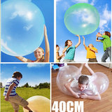 De verbazingwekkende scheurbestendig 25 cm WUBBLE Bubble Ball Kids Toy opblaasbaar speelgoed Outdoor Beach Play Toy_