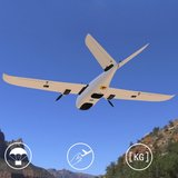 Believer 1960mm Wingspan EPO Twin Motor Aerial Survey Aircraft FPV Platform Mapping RC Airplane KIT_