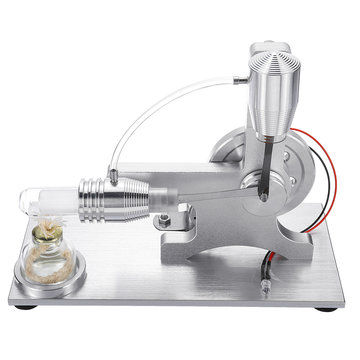 L-Style Hot Air Stirling Engine Motor Model Educatieve Toy Kits