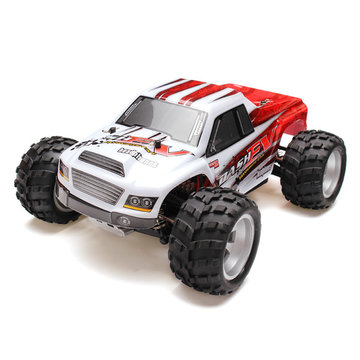 WLtoys A979B 4WD 1/18 Monster Truck RC Auto 70km / h