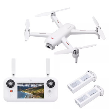 Xiaomi FIMI A3 5.8G 1KM FPV With 2-Aixs Gimbal 1080P Camera Two Battery GPS RC Drone Quadcopter RTF