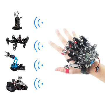 LOBOT Open Source Lead Motion Glove For RC Robot Controlling Compatible With Arduino