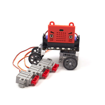 4PCS Microbit Robotbit Geek Servo Motor 270 Degree Rotation for LEGO RC Robot