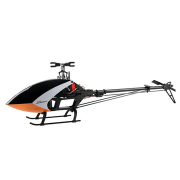 XLpower MSH PROTOS 480 FBL 6CH 3D Vliegende Flybarless RC Helicopter