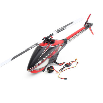 ALZRC Devil 420 FAST FBL 6CH 3D Flying RC Helicopter Standaard Combo Met 3120 Pro Brushless Motor 60A V4 ESC