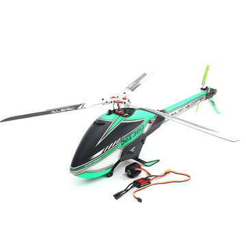 ALZRC Devil 380 FAST Three Blade Rotor TBR RC Helicopter Standaard Combo Met borstelloze motor 60A V4 ESC