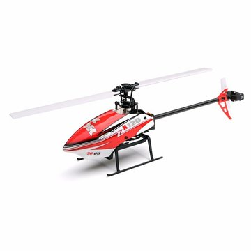 XK K120 Shuttle 6CH Borstelloze 3D6G System RC Helikopter BNF