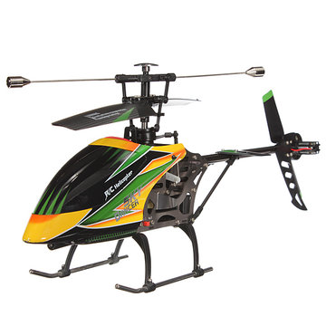 Grote WLtoys V912 4CH RC Helicopter met gyro BNF