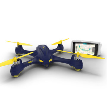 Hubsan X4 STAR H507A App Compatible Wifi FPV Met 720P HD Camera GPS RC Drone Quadcopter RTF