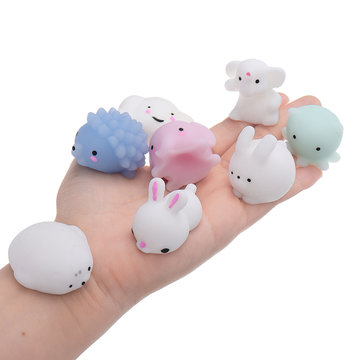 Cloud Squishy Squeeze Cute Healing Toy Kawaii Collection Stress Reliever Cadeau Decor