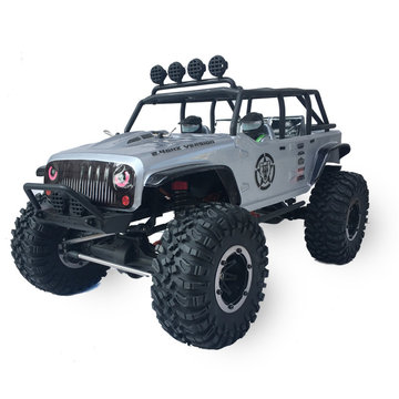 Remo Hobby 1073-SJ 1/10 2.4G 4WD Geborsteld Rc Auto Off-road Rock Crawler Trail Rigs Truck RTR Speelgoed