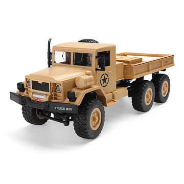 MZ YY2003 2.4G 6WD 1/12 Military Truck Offroad RC Auto Crawler Toy