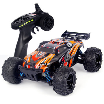 PXtoys 9302 1/18 2.4G 4WD Snel racen RC auto off-road Truggy voertuig RTR speelgoed