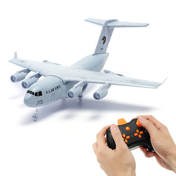 C17 C-17 Transport 373mm Wingspan EPP DIY RC Vliegtuig RTF