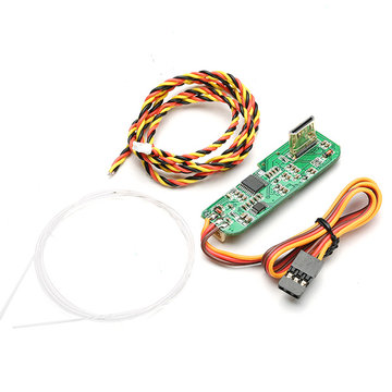 RCD3015G HD Port naar AV Converter V2 voor Sony Met IR Remote Triggering Support Ground Remote FPV