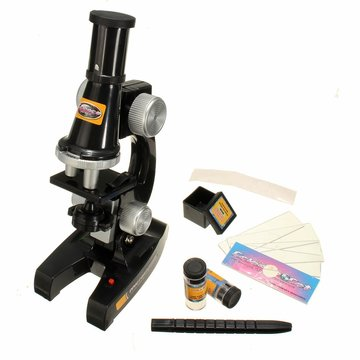 Scientific Eductional Experiment Microscope Stel Optical Supplies Science Lab Toy