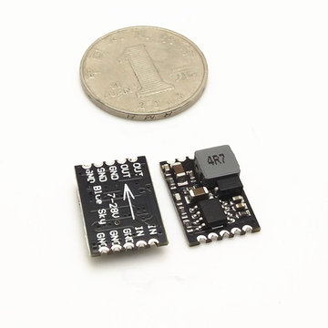 3A UBEC-module Low Ripple Bluesky Mini-switchmodus DC BEC 5V 12V 2-6S Supply voor RC Drone