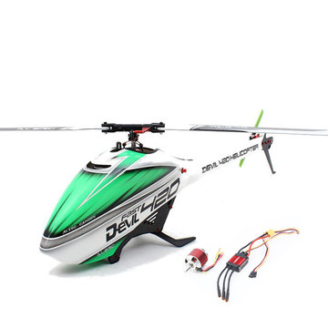 ALZRC Devil 420 Snel FBL RC Helicopter Standaard Combo