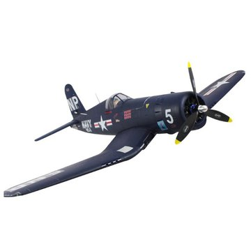 Upgrade Dynam F4U Corsair 1270mm 50inch Wingspan RC Warbird PNP