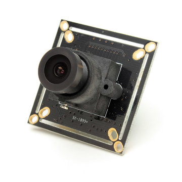 1000TVL FPV HD CMOS Camera 2.8mm Wide Angle Lens voor Multicopters PAL