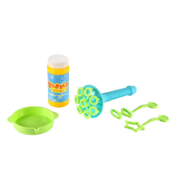CIKOO Bubble Gun Bubble Blowing Toy Essential in de zomer Outdoor Kids Games