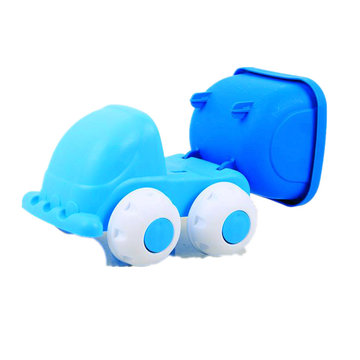 Summer Matte Texture Beach Play Water Toys Children Puzzle Play Sand Toy Car Four Sets