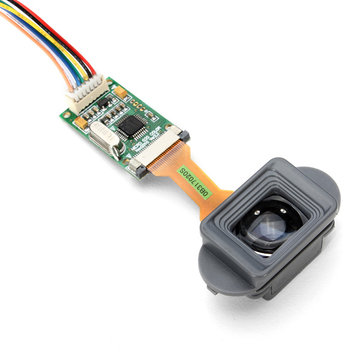 FPV Night Vision QVGA 320X240 Monoculaire bril Viewfinder Monitor Micro Display voor FPV RC Drone