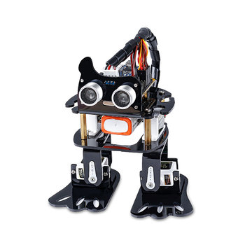 SunFounder DIY 4DOF Robot Kit Program Learning Kit voor Arduino Nano