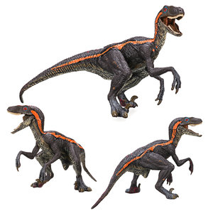 Realistic Velociraptor Dinosaur Toy Simulation Lifelike Toys Gift Decora Collection Model Toys