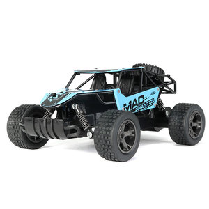 ChengKe Speelgoed 1815B 1/20 2.4G 2WD Racing RC Auto Met Alloy Shell Grote Voet Off-Road RTR Speelgoed